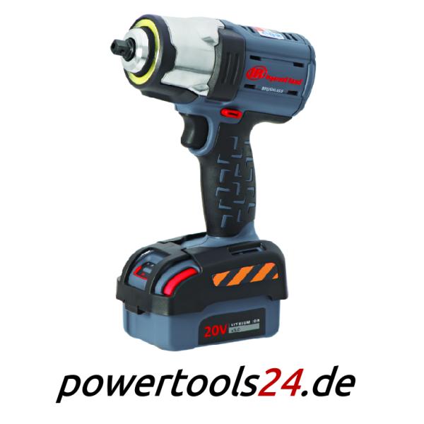 """W5153 Ingersoll Rand 1/2"""" Akku-Schlagschrauber mit 500 Nm"""